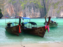 KO PHI PHI - Tajlandia Obraz Stock