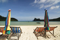 Ko Phi Phi Thailand Royalty Free Stock Photography