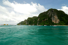 Ko Phi Phi, Thailand Royalty Free Stock Photography