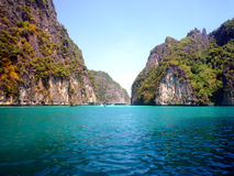 KO PHI PHI - Thailand Royalty Free Stock Photo