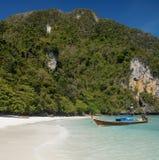 Ko Phi Wyspa - Tajlandia Zdjęcia Royalty Free