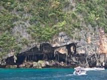 Ko Phi Phi wyspa w Thailand_01-24-2017 Obraz Stock