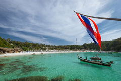 Ko Racha plaża obrazy royalty free