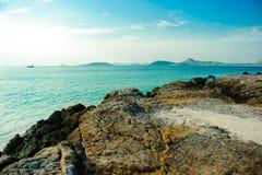Ko Samae San, Tailândia Imagem de Stock