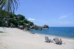 Ko samui island tropical resort beach royalty free stock photo