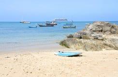 Ko samui plaża Zdjęcie Stock