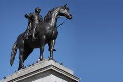 końska statua Fotografia Royalty Free