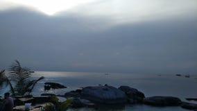 Ko tao hav som är härligt i Thailand Royaltyfri Fotografi