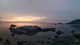 Ko Tao jest wyspą w Thailand Fotografia Stock