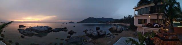 Ko Tao jest wyspą w Thailand Obrazy Stock