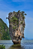 Ko Tapu Island in Thailand Stock Images