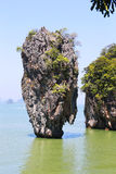 Ko Tapu, Tailândia Imagens de Stock