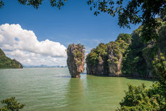 Ko Tapu Royalty Free Stock Photo