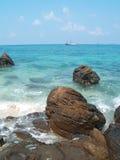 Ko wyspa Kham Zdjęcie Stock