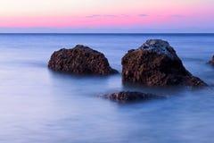 kołysa morze Zdjęcia Royalty Free