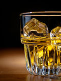 kołysa whisky Obraz Royalty Free