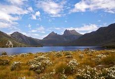 Kołysankowa góra Obrazy Royalty Free