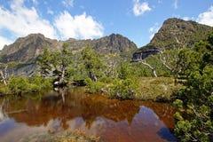 Kołysankowa góra NP, Australia Obrazy Stock