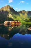 Koa-sok von Thailand stockbilder