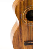 Koa Ukulele Stock Photography