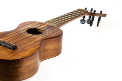 Koa Ukulele Royalty Free Stock Photography