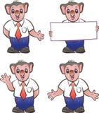 Koala Illustration de Vecteur