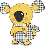Koala agradable del juguete Fotografía de archivo libre de regalías