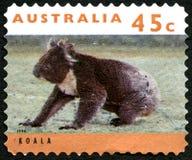 Koala Australian Postage Postage Stamp Stock Images