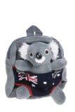 Koala Back Pack Stock Images