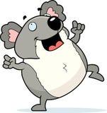 Koala Dancing Royalty Free Stock Images