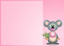 Koala de bébé Images libres de droits