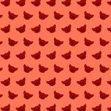 Koala - emoji Muster 79 lizenzfreie abbildung