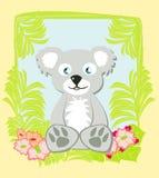 Koala linda Foto de archivo libre de regalías
