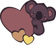 Koala Love Stock Photo