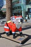 Koala sculpture in Surfers Paradise, Australia Stock Photo