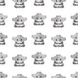 2018.01.26_craft card koala. Koala Seamless Vector Pattern.Vector background stock illustration