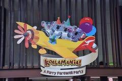 Koalamania Koala Farewell Party Stock Image