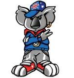 Koalapochen Lizenzfreie Stockfotografie