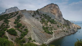 Koba-Kaya Mount stock footage