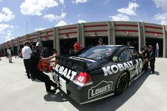 Kobalt bearbeitet Chevrolet Stockfoto
