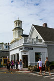 Kobalt Gallery, Commercial Street, Provincetown, MA. Stock Image