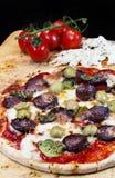 Kobashz Pizza Stock Image