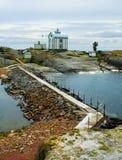 Kobba klintar island Royalty Free Stock Images