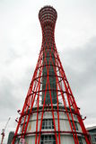 kobe πύργος λιμένων Στοκ Εικόνες