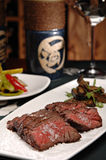 Kobe Beef Filet Mignon imagenes de archivo