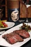 Kobe Beef Filet Mignon arkivbilder