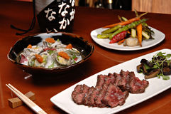 Kobe Beef Filet Mignon fotografía de archivo