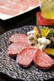Kobe beef Royalty Free Stock Photography