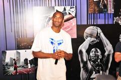 Kobe Bryant Fotografie Stock