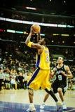 Kobe Bryant Los Angeles Lakers Stock Images